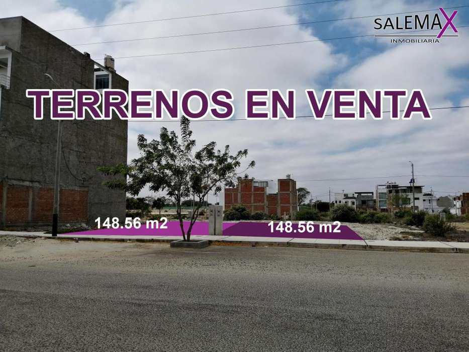 VENTA DE 2 TERRENOS - URB. MIRAFLORES COUNTRY CLUB - CASTILLA - PIURA
