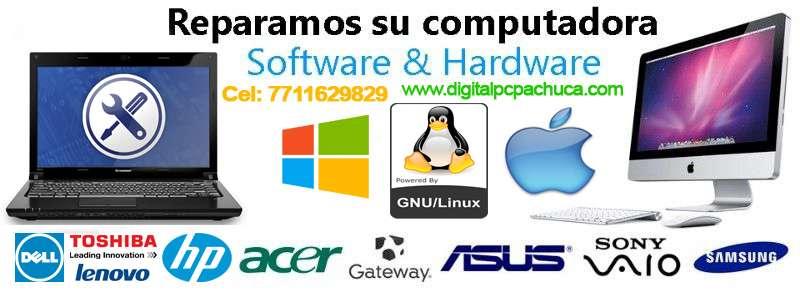 soporte tecnico DE COMPUTADORAS A DOMICILIO