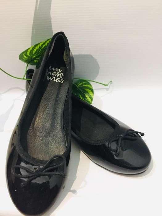 Zapatos de Charol Americanos
