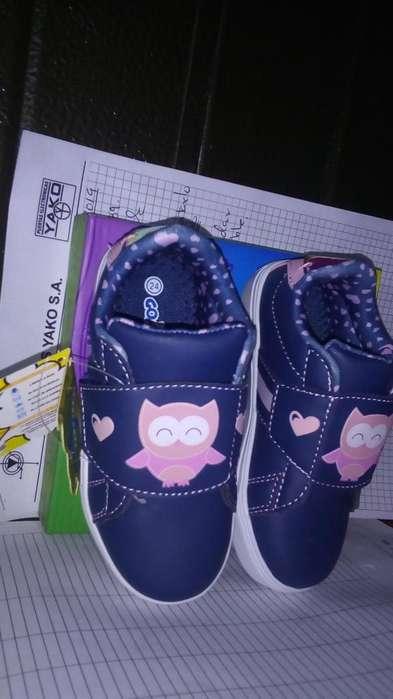 Zapatos croydon para nia