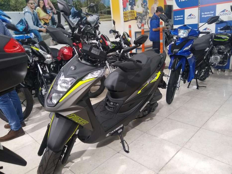 Auteco Agility All New
