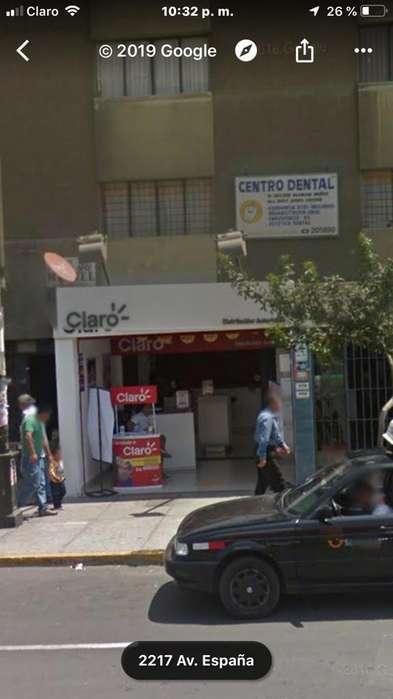 Alquilo local comercial av. España 2218 centro de Trujillo