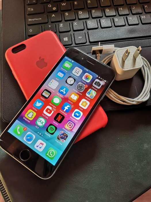 iPhone 6 de 64gb Precio Fijo Leer
