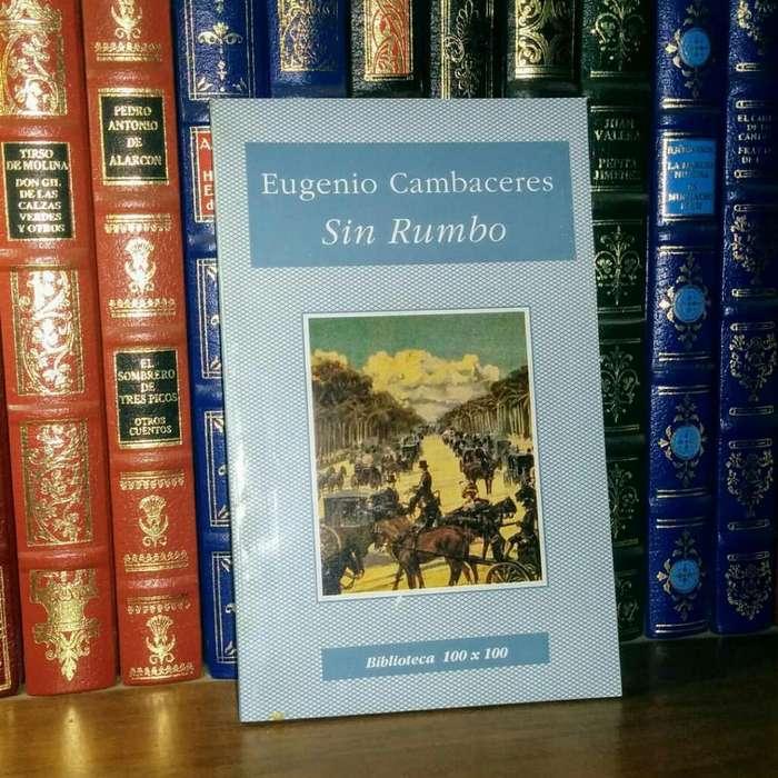 Eugenio Cambaceres - sin Rumbo