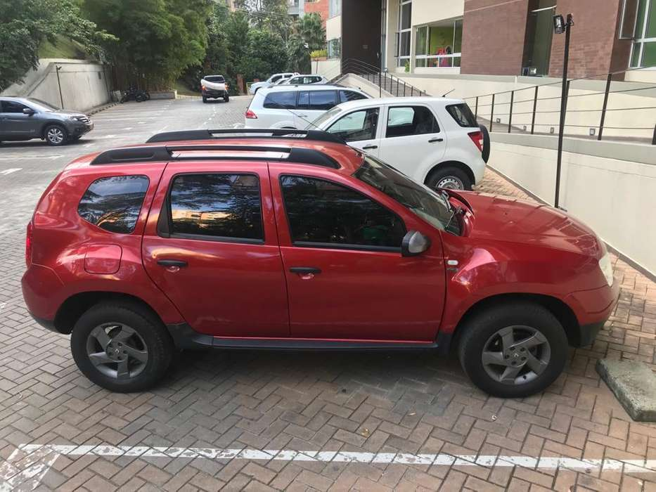 Renault Duster 2015 - 84000 km