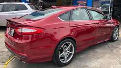 Ford Fusion Limited Edition 2014