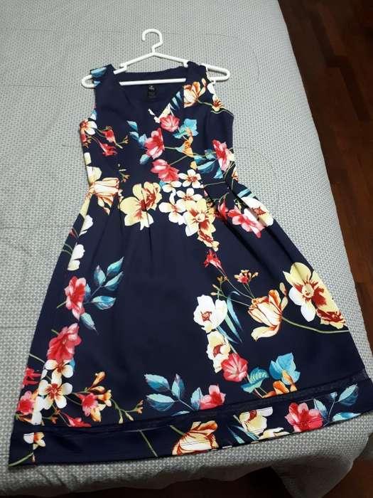 Vendo Vestido Importado