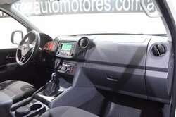 Volkswagen Amarok tdi 2.0 4x4 a/t trendline 2015 4 puertas