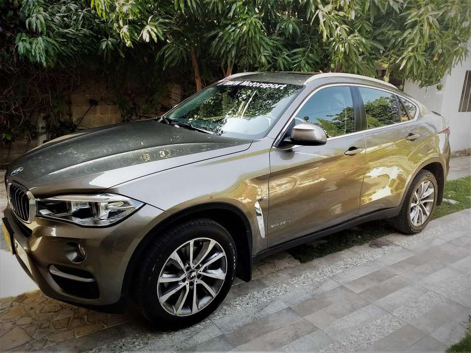 <strong>bmw</strong> X6 2017 - 12000 km