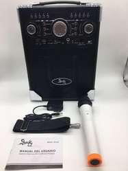 Parlante Portatil Beck Play Sp032 Radio Fm Reproductor Mp3