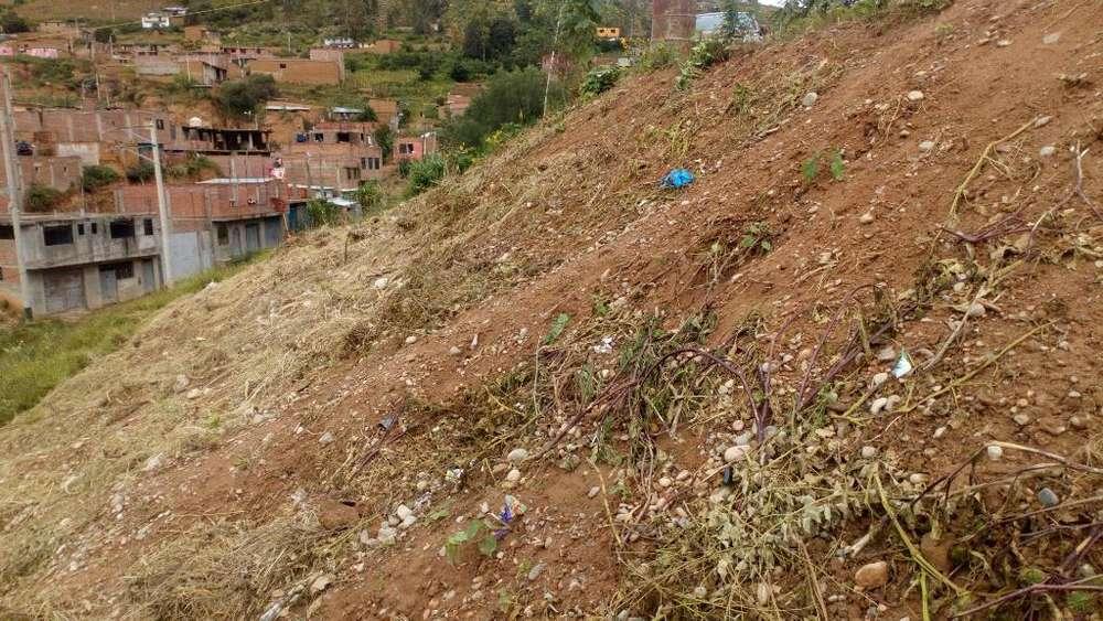Se Vende Un Terreno en Cayhuayna
