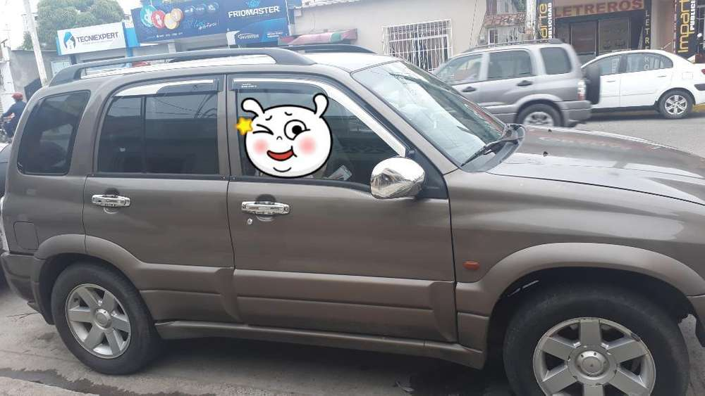Chevrolet Grand Vitara 2004 - 287259 km