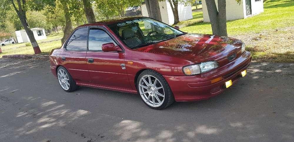 Subaru Impreza 1995 - 127102 km