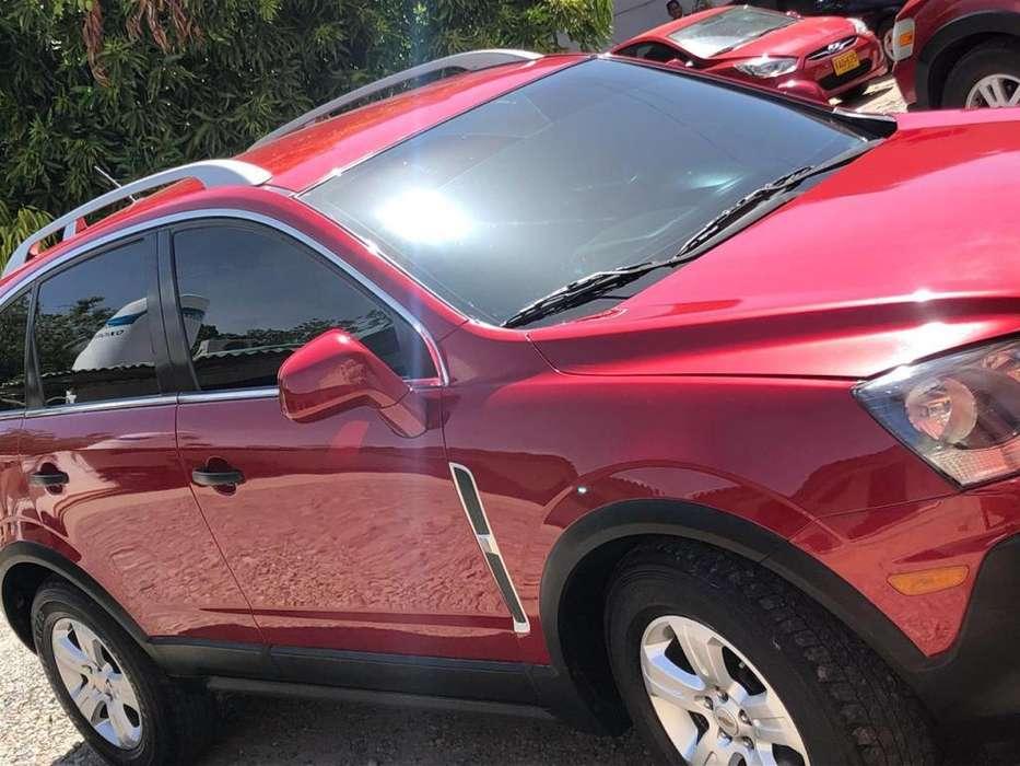 Chevrolet Captiva 2015 - 64000 km