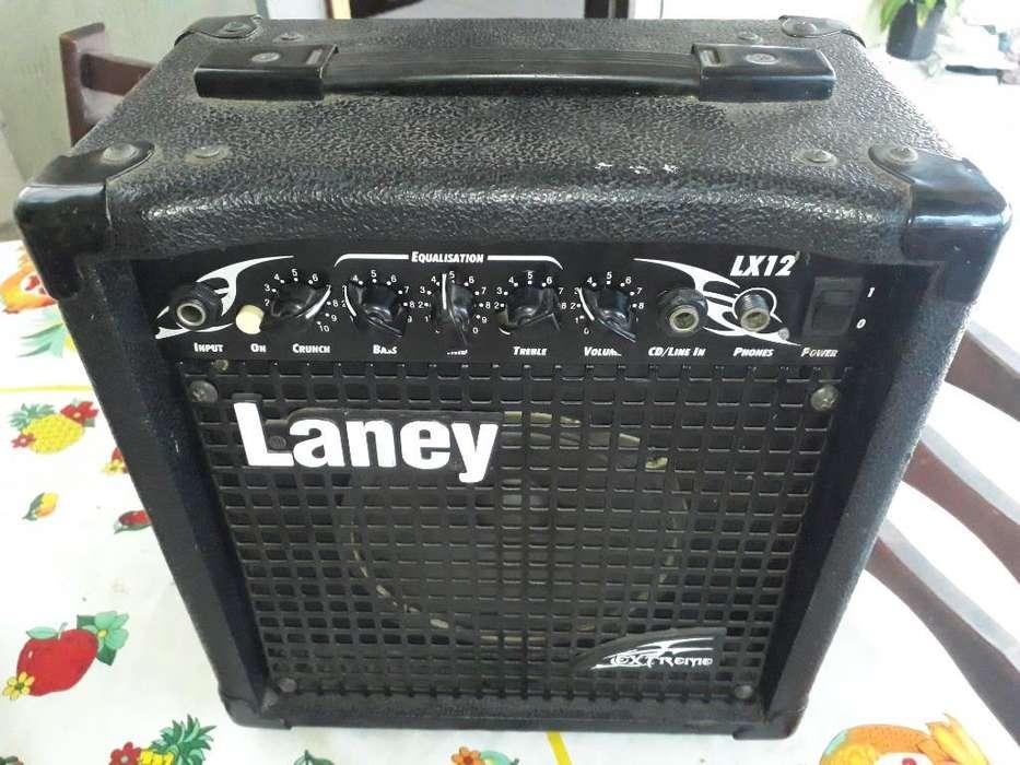 Amplificador de Guitarra Laney