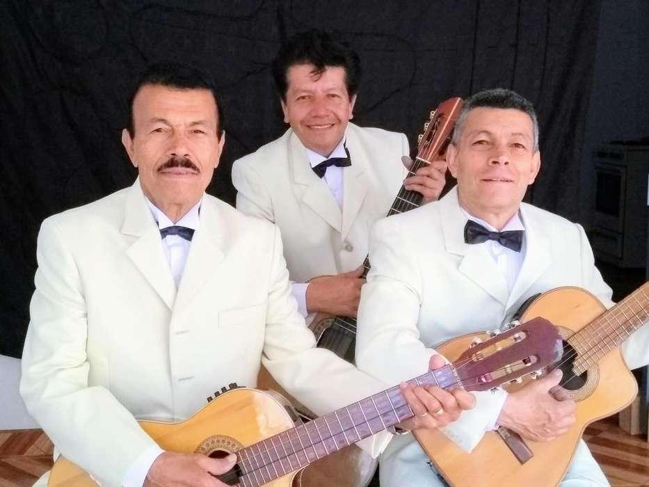 Serenatas Tríos Música de Cuerda en Bogotá. Inf. Cel. 3114471544 Casa Of. 7647913