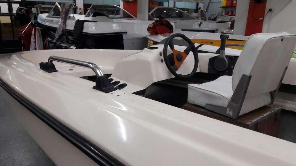 Lancha Bermuda c/Yamaha 40
