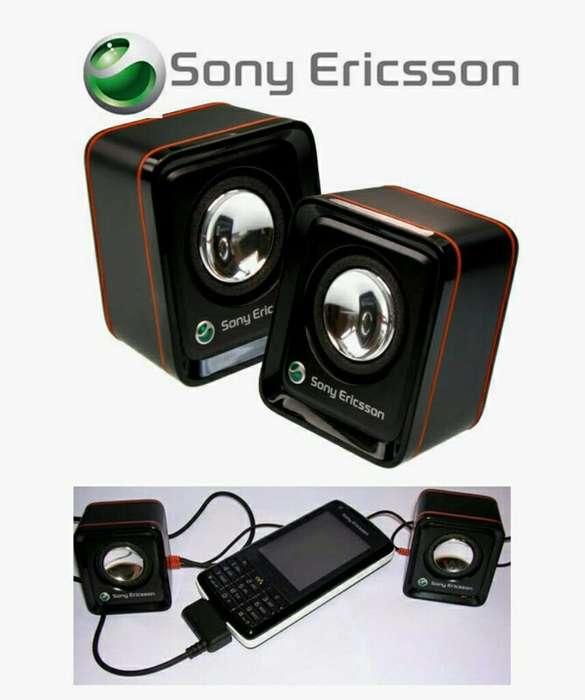 Parlantes Sony Ericsson