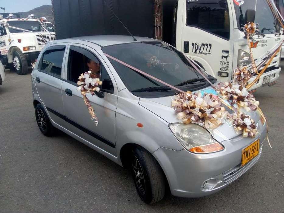 Chevrolet Spark 2007 - 552000 km