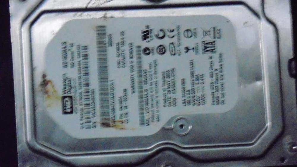 Disco duro 160 GB para PC Mesa 100% (HDDsentinel)