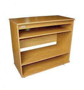 Mueble Multiuso, Mesa TV, LED, LCD, Mini Componente, Equipo de Música, Rack Quadra