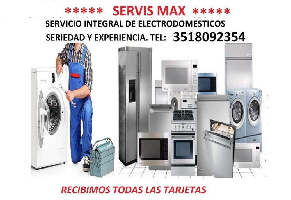 SERVIS MAX -REPARACION DE ELECTRODOMESTICOS