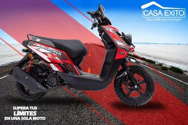 Daytona Dy150 S1 150cc Evo 2019 Color Rojo Casa Éxito