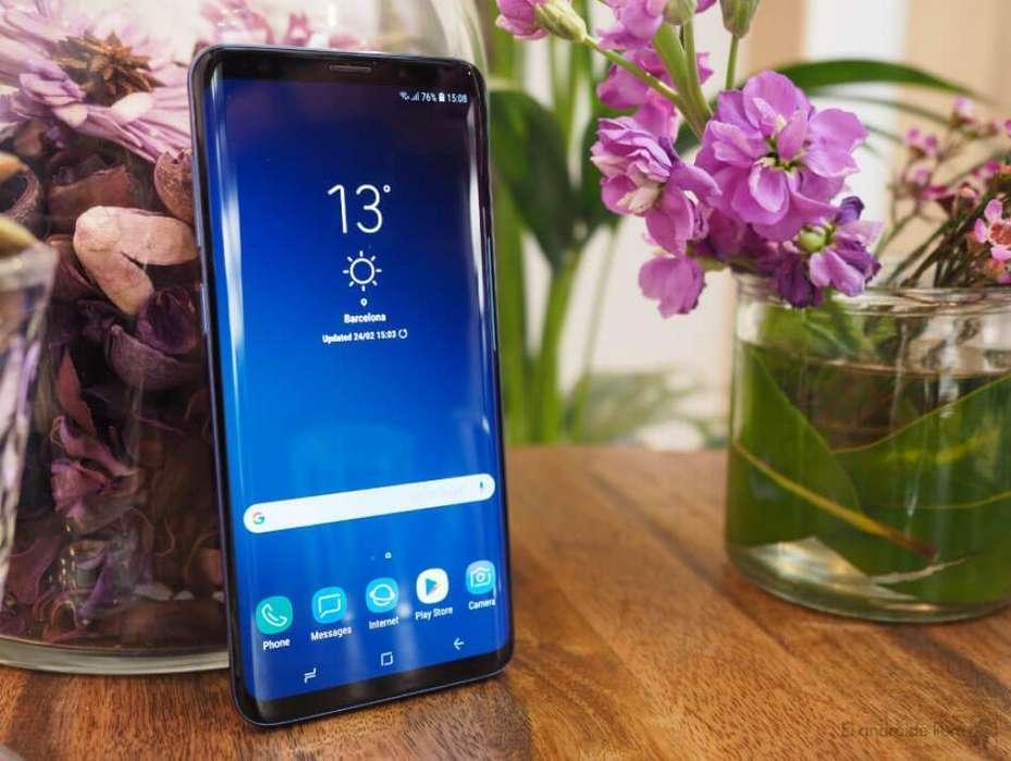 Vendo Samsung Galacxi S9 Plus