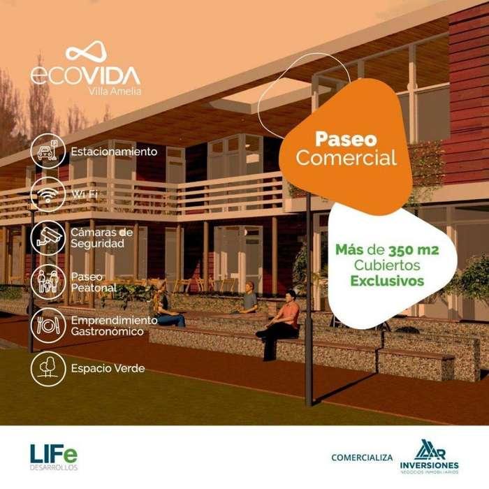 ECOVIDA - LOTES FINANCIADOS EN ZONA LA CAROLINA - A POCOS MINUTOS DE A012 - SERVICIOS DE CALDIAD
