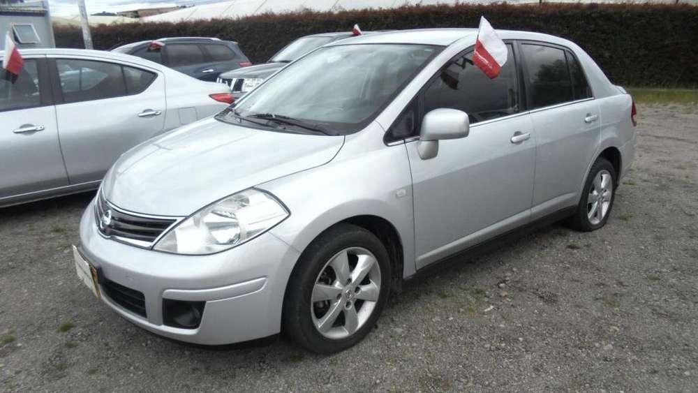Nissan Tiida 2012 - 96400 km