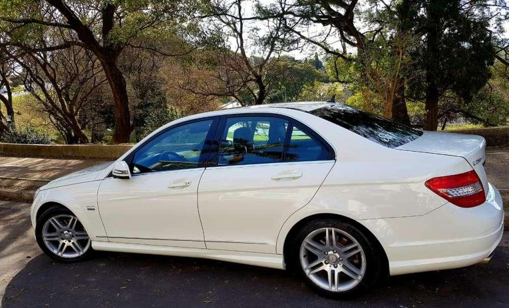 Mercedes-Benz Clase C 2011 - 82000 km