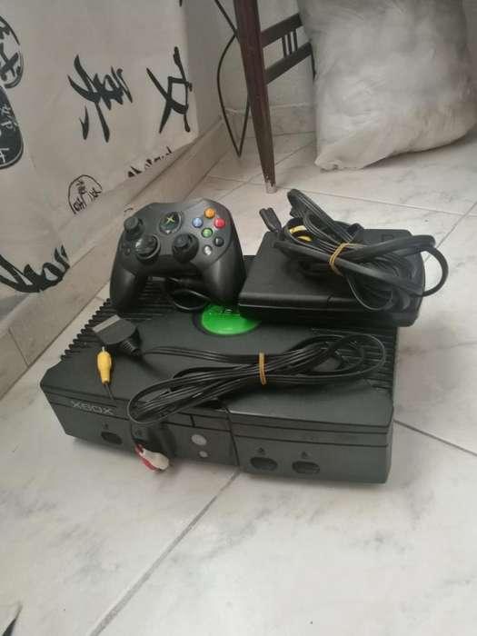 Se Vende Xbox Clasico, Solo Un Control