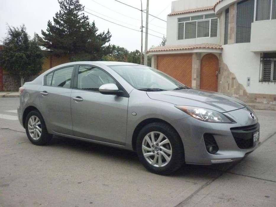 Mazda Mazda 3 2013 - 75000 km