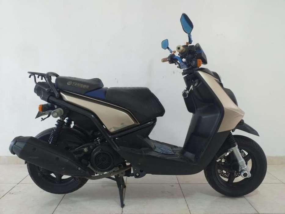 <strong>yamaha</strong> BWS 125 2013 ¡SOAT Y TECNO NUEVOS!