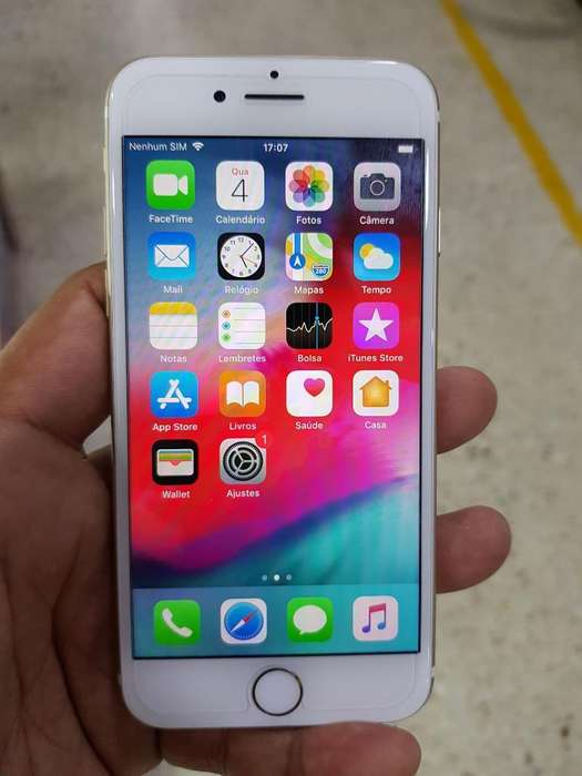 iPhone 7 Dorado de 32g