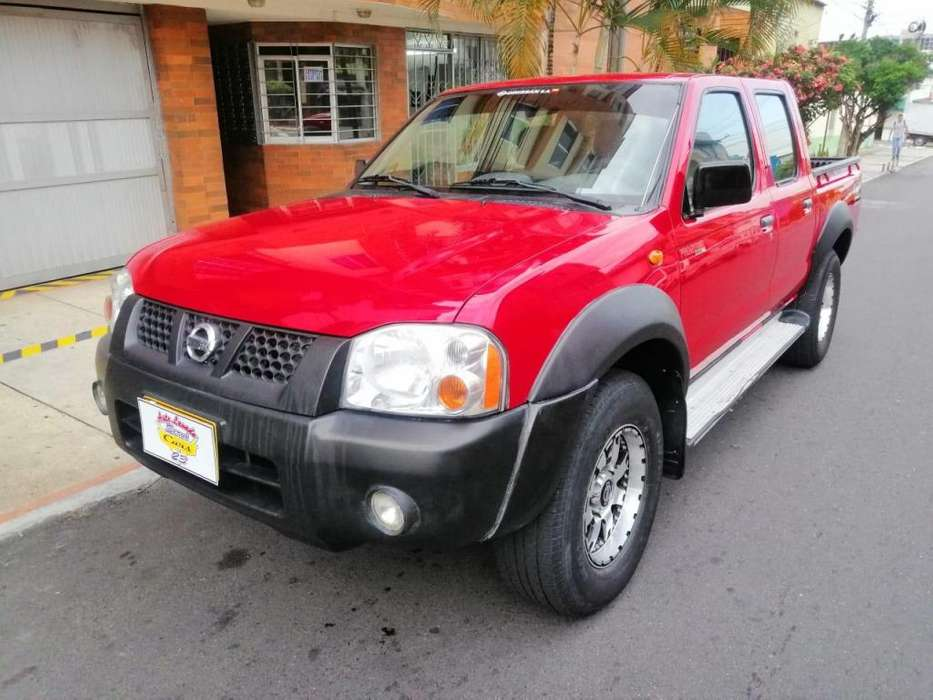 Nissan Frontier 2015 - 45000 km