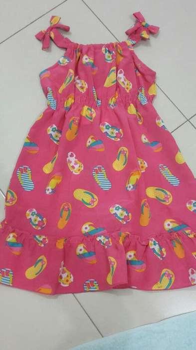Vestido para Nena Talla 6