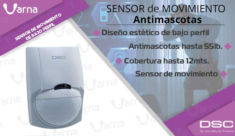 Sensor de movimiento alarma