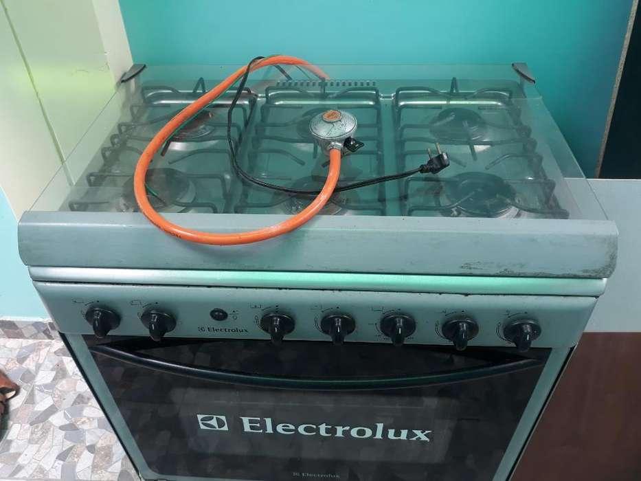 Remato Cocina Electrolux Y 2 Refrigerado
