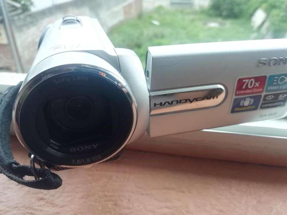 Filmadora Sony Dcr-sx22 0984561729