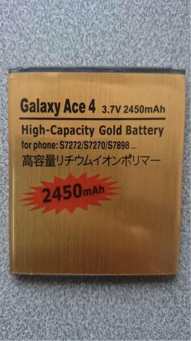 Batería Premium Larga Duración Samsung Ace 4 Y Ace 3 2450ma