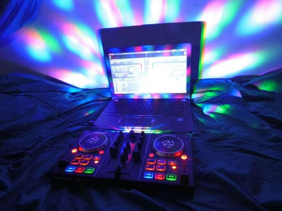 Vendo/permuto Controlador Numark Party M