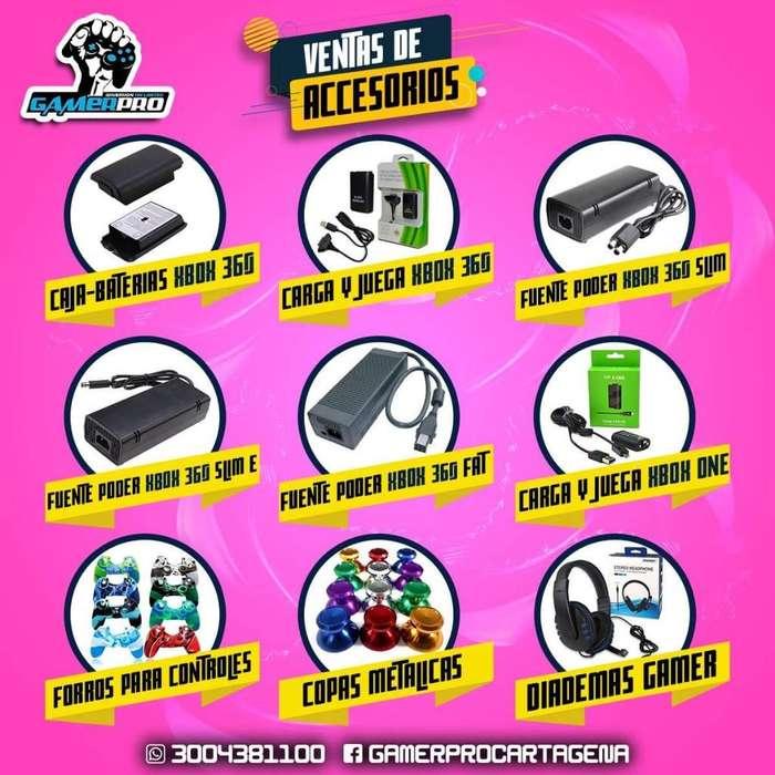 Carga Y Juegas para Xbox 360, Ps3