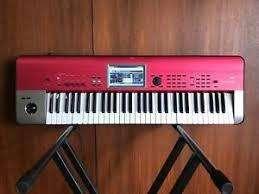 vendo teclado korg krome