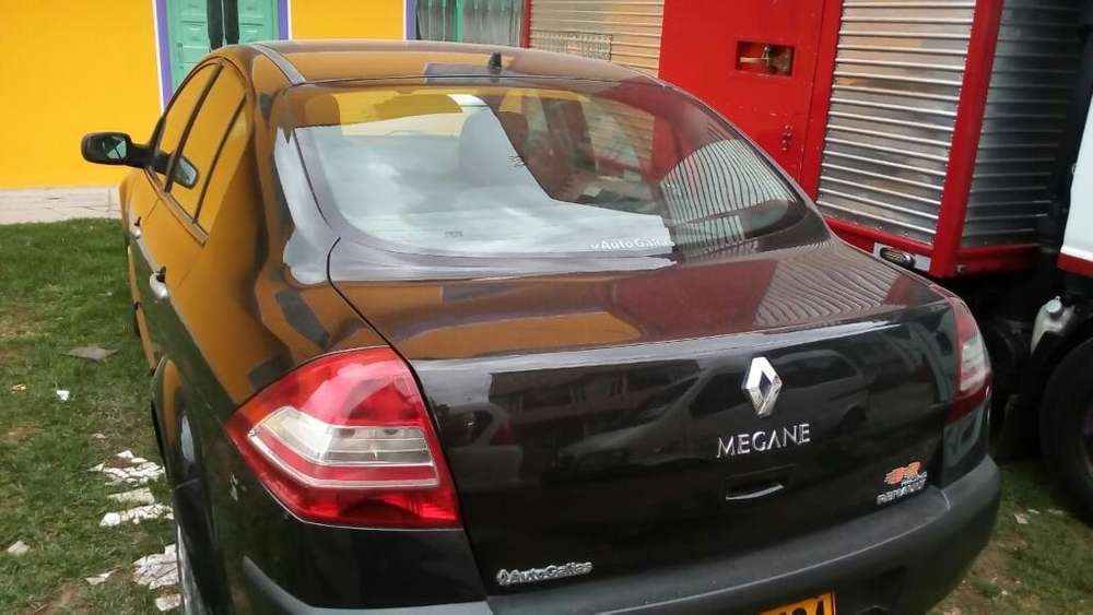 Renault Megane II 2011 - 88 km