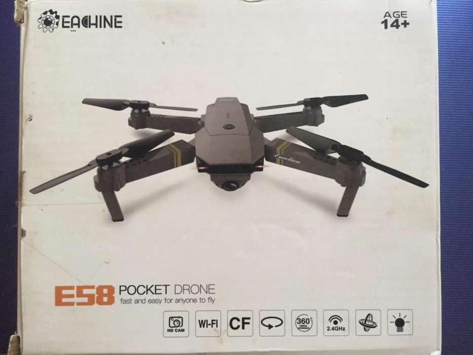 Dron E58 camara 2mp wifi