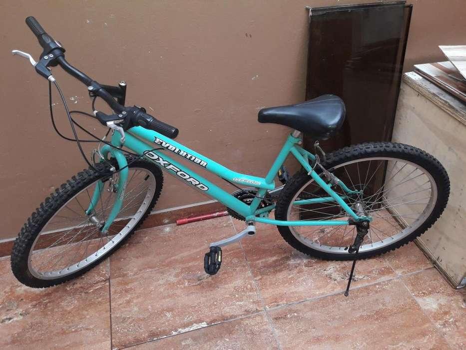 Bicicleta montaera aro26 oxford