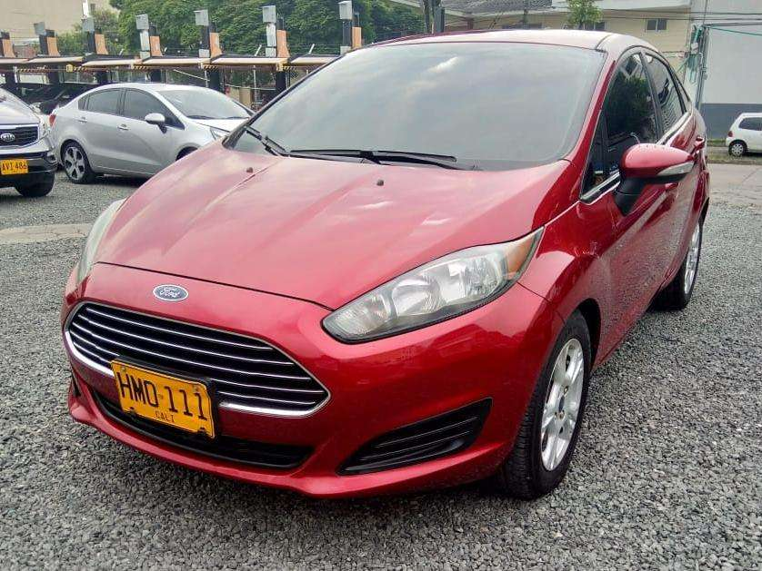 <strong>ford</strong> Fiesta  2014 - 132500 km