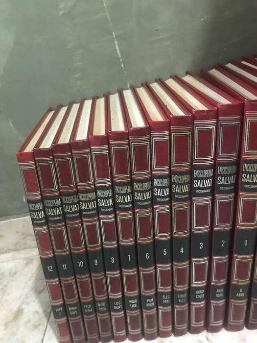 Enciclopedias Salvat Editores