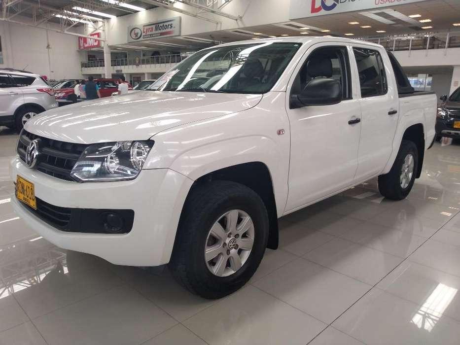Volkswagen Amarok 2012 - 119000 km